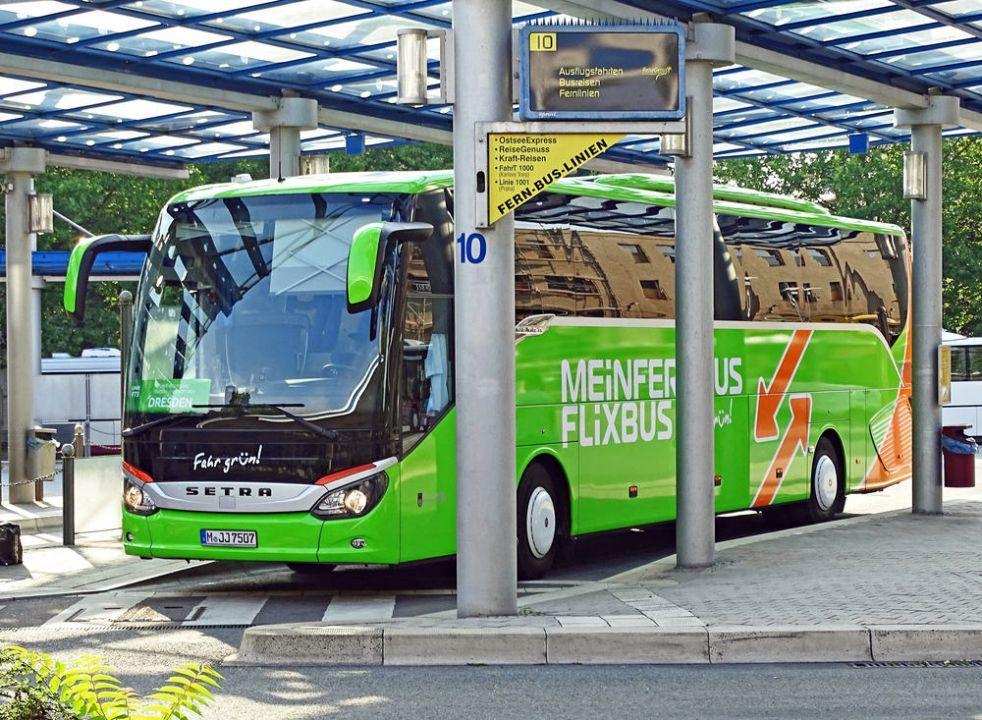 Fernbusse sind als Verkehrsmittel auf dem Vormarsch, sie fahren jetzt auch nach Sylt