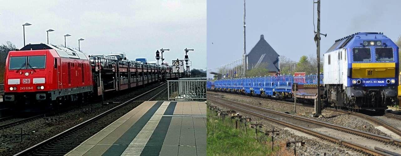 Zwischen den Autozügen ist der Preisunterschied stark geschrumpft