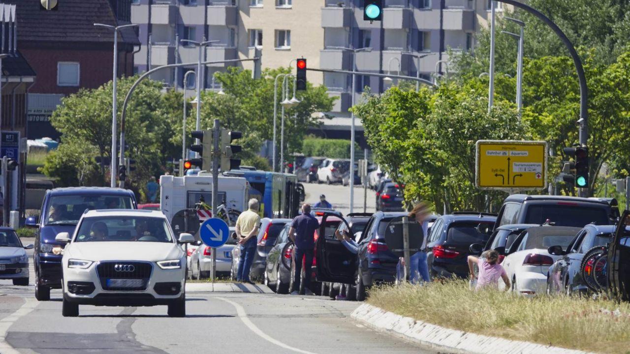 Der Verkehr im Bahnweg soll gezählt werden