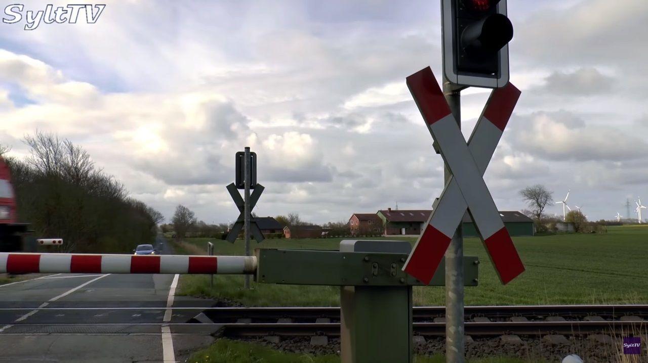 Erneut gab es einen Zwischenfall auf der Bahnstrecke von und nach Sylt, diesmal am Hindenburgdamm
