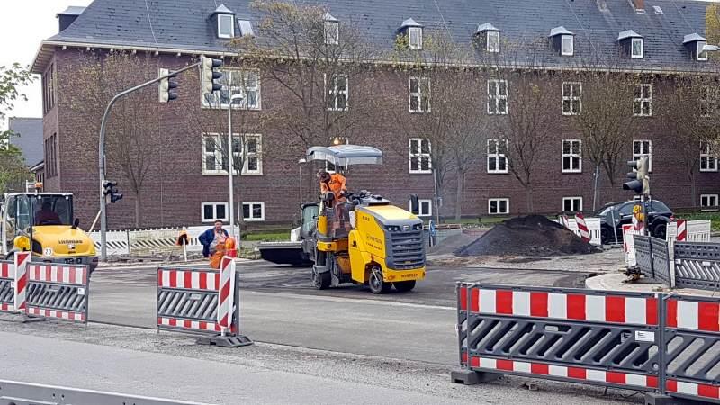 Neuer Asphalt für Westerlands Straßen