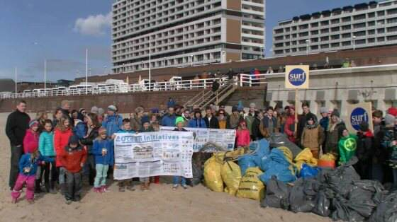 Beach Clean Up Sylt