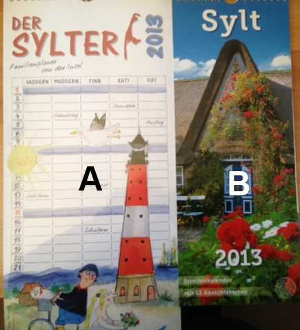 Adventskalender Sylt 2012 7.Dez.