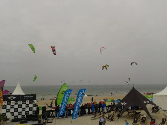 Kitesurf Cup Sylt 2013 in Westerland