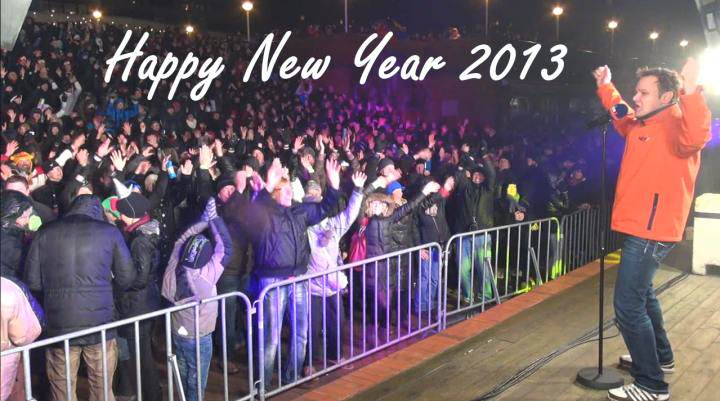 Happy New Year Sylt