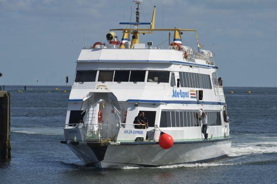 Auch auf den Schiffen der Sylter Adler Reederei gelten bestimmte Vorschriften