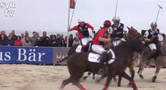 Beach Polo Sylt 2014