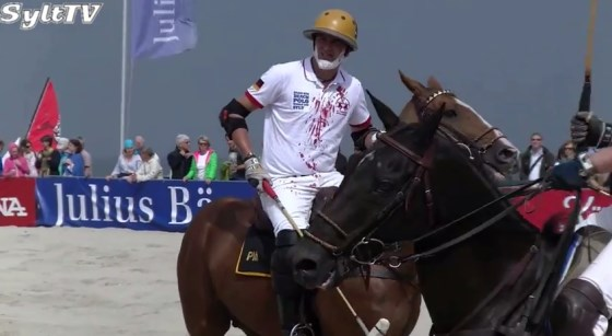 Beach Polo Hörnum Sylt 2014