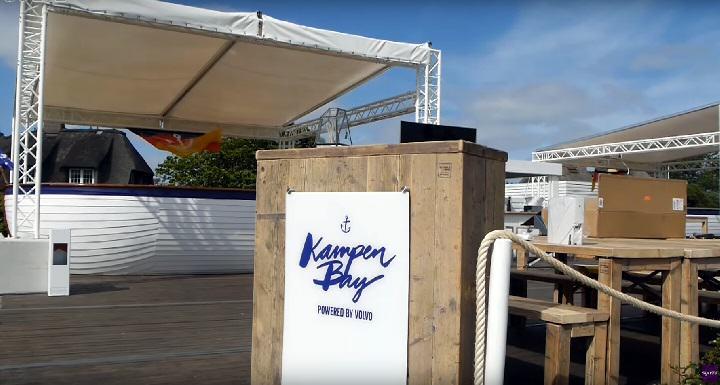 Beach Club Kampen Bay auf Sylt