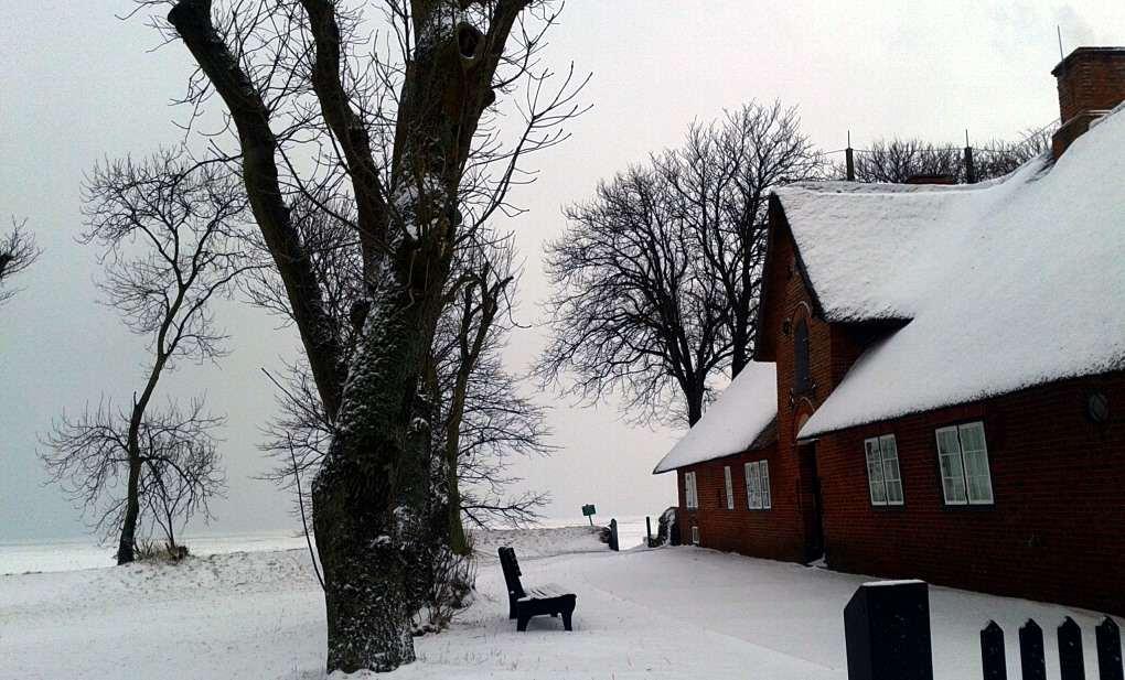 Der Winter kommt auch nach Sylt, die Frage ist nur, ob er auch Schnee mitbringt