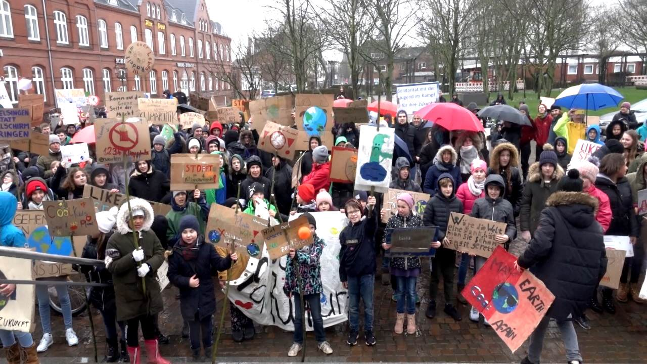 Friday For Future: Fridays For Future Demo Auch Auf Sylt