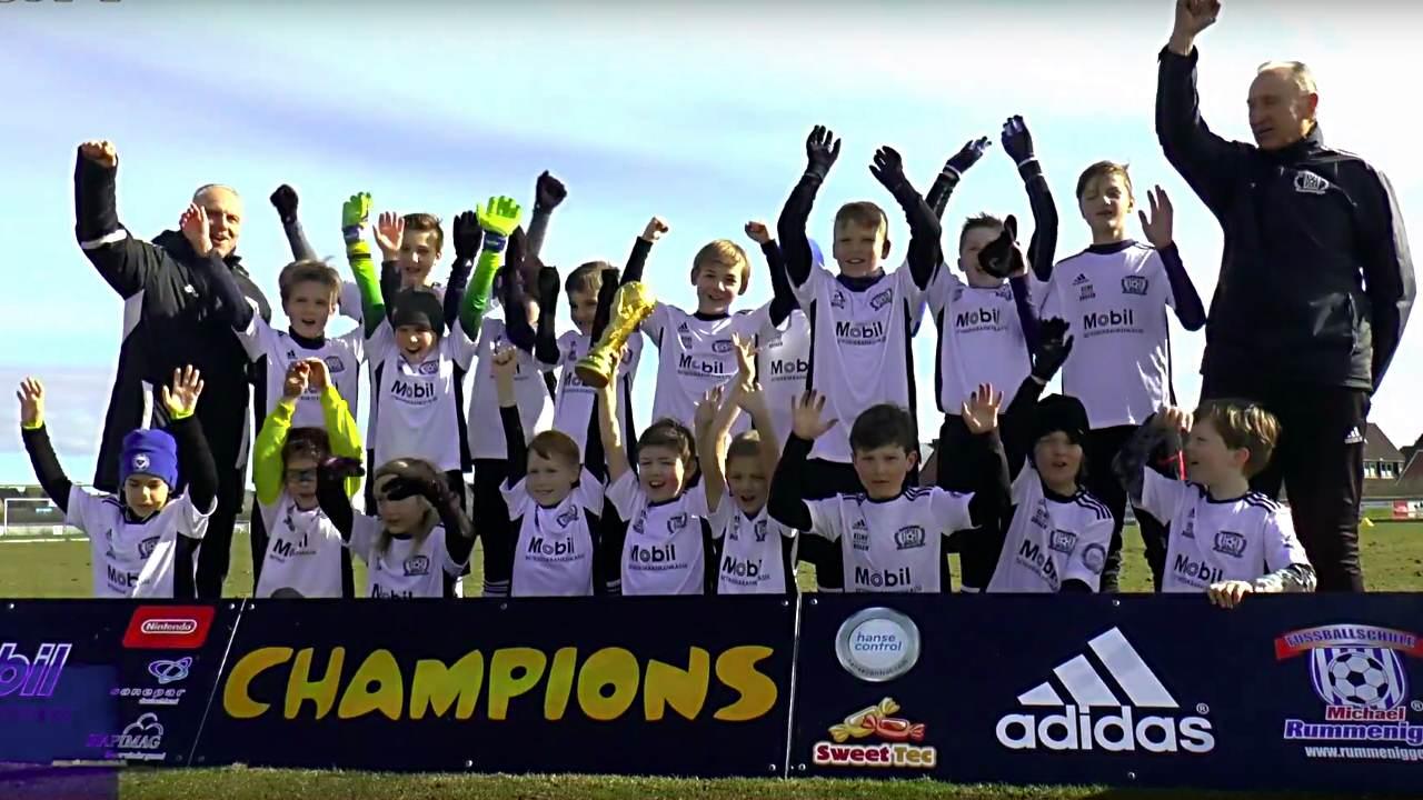 Sylt Auftakt der Rummenigge Fußballschule im WM-Jahr