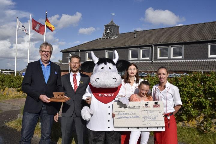 Jugenderholungsheim Puan Klent auf Sylt erhält 5.000 Euro Spende