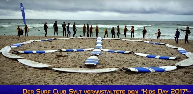 Surf Club Sylt Kids Day 2019