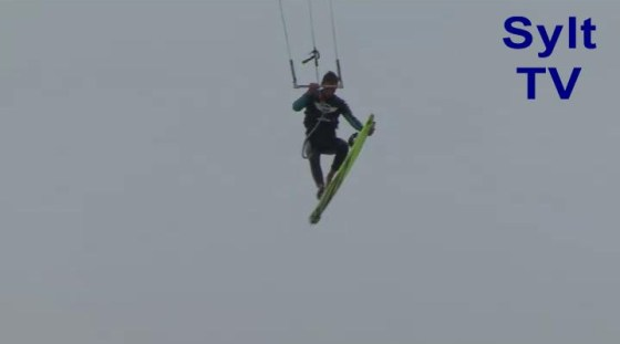Kitesurf World Cup Sylt 2012