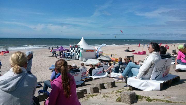 Tag 2 beim Kitesurfcup Sylt 2016
