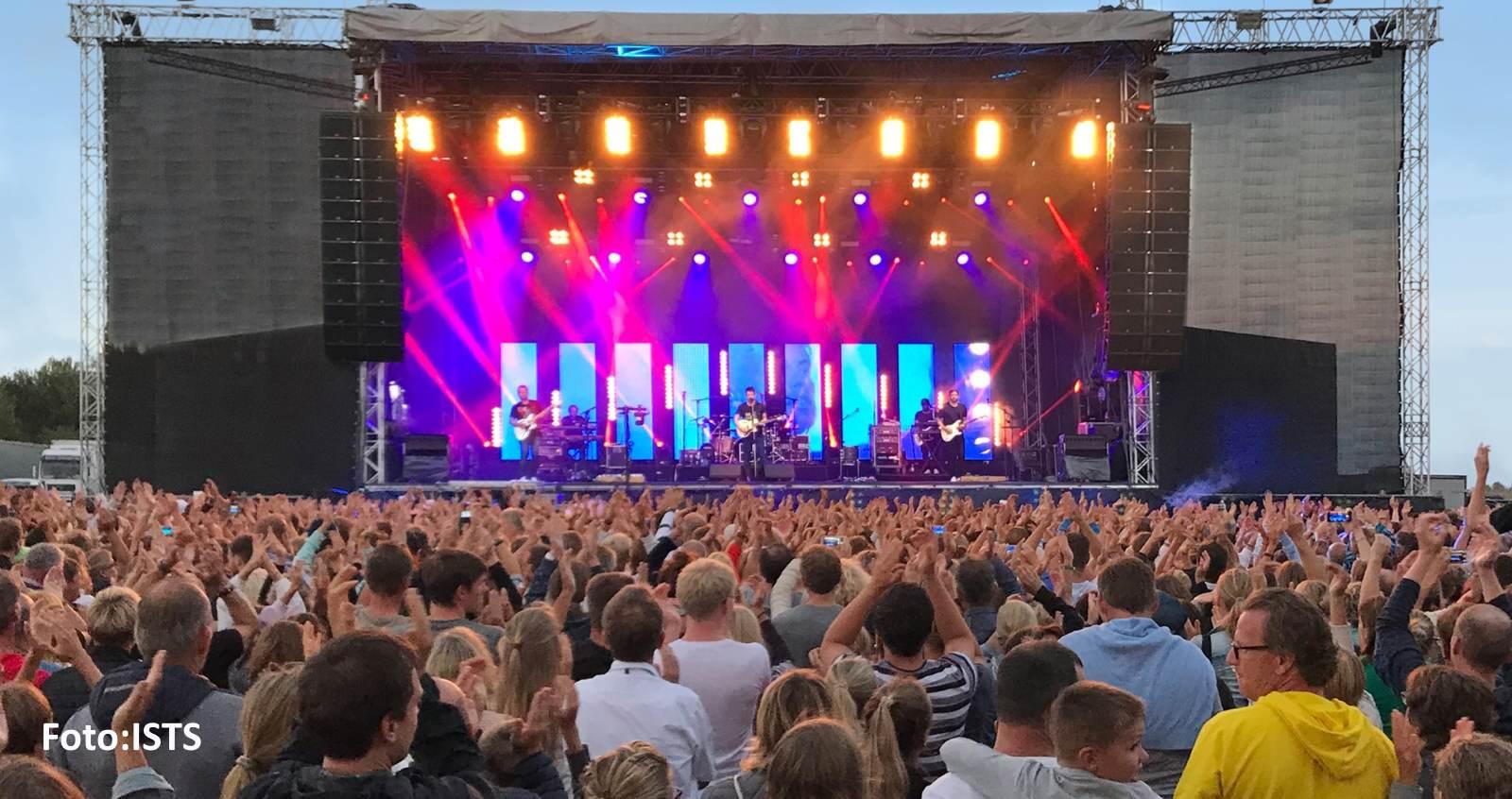 Die erfolgreichen Open Air Konzerte auf Sylt werden fortgesetzt > Sylter Open Air Konzerte  starten 2019 in die zweite Runde | Sylt TV >