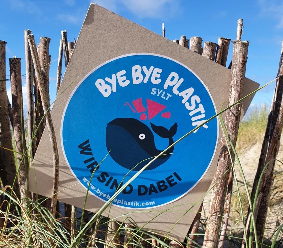 Die Initiative Bye Bye Plastik Sylt hat auf Ihrer Heimatinsel schon viel erreicht