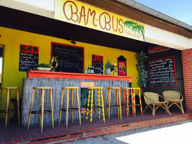 Bambus Bar Saison 2015 Ist Eröffnet Sylt Tv