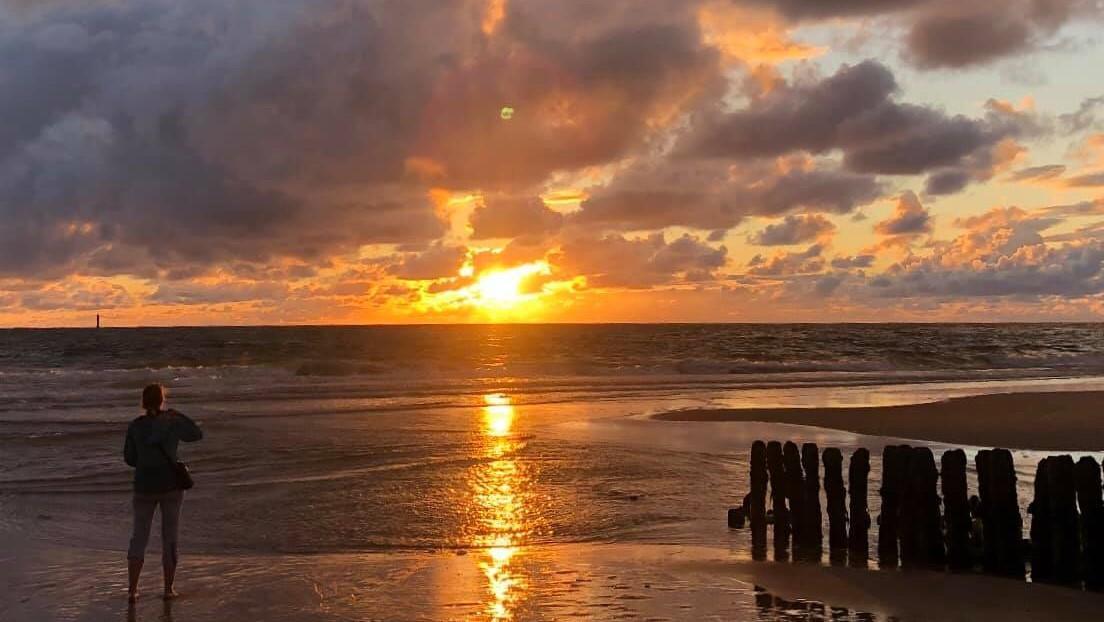 Nicht selten sind es traumhafte Sonnenuntergänge, die den Tag auf Sylt beenden