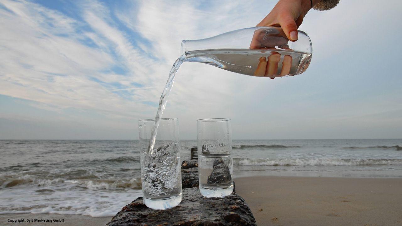 Sylt hat hervorragendes Trinkwasser
