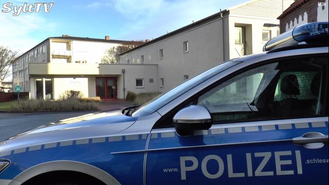 Dank eines Zeugen, konnte die Sylter Polizei einen dringend tatverdächtigen Mann festnehmen
