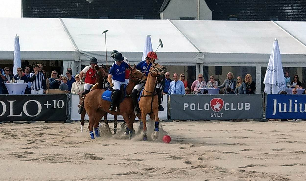 Beach Polo Sylt in Hörnum 2018