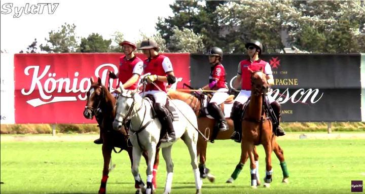 Spannende Polo Matches erwarten die Zuschauer in Keitum