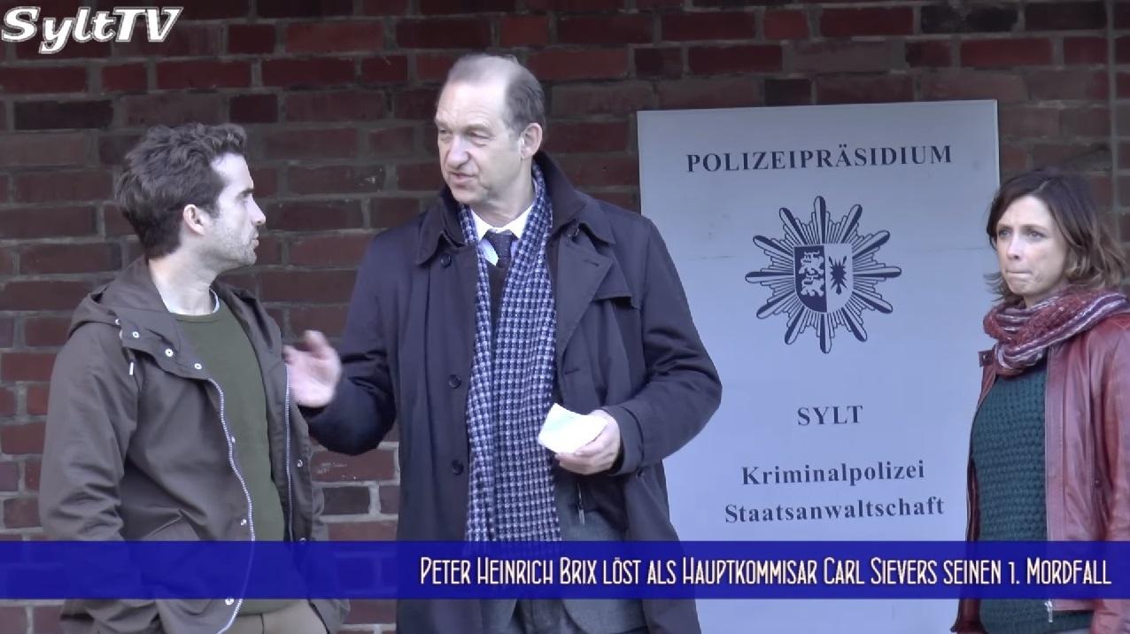 Das Dreamteam der Sylter Kripo im ZDF
