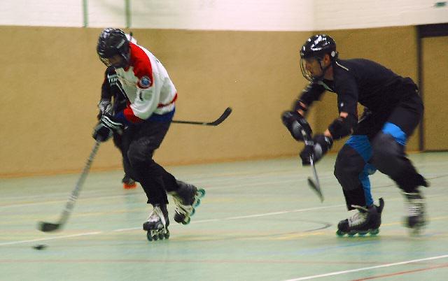 Inlinehockey auf Sylt