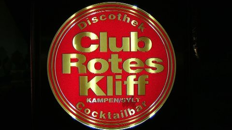 Club Rotes Kliff Kampen Sylt Party