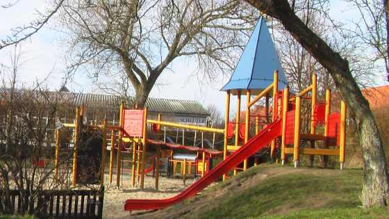 Spielplatz Keitum Sylt