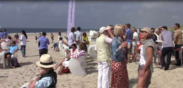 Beach-Party Sylt