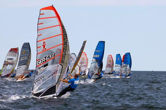 Super Start bein Surf Cup auf Sylt