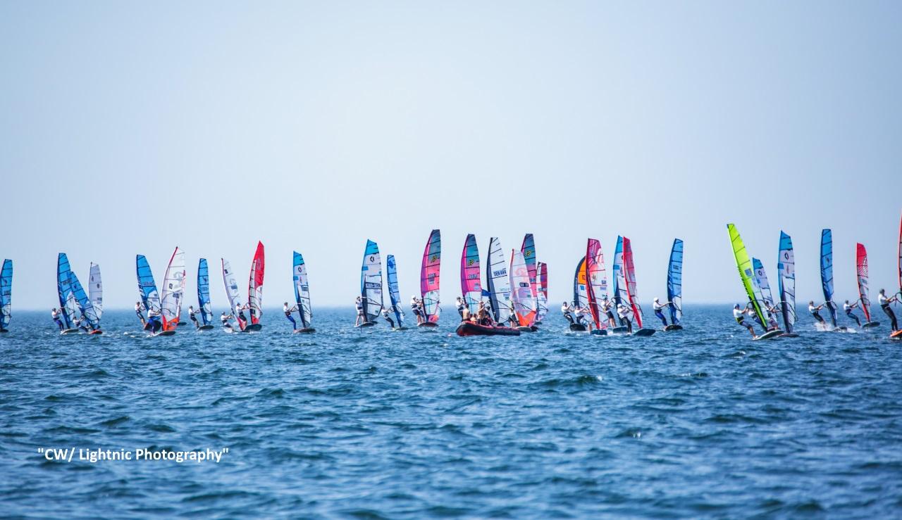 Perfekte Bedingungen bei der Windsurf DM auf Sylt