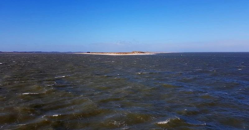 Diesen Anblick kennen alle, die die maritime Anreise nach Sylt wählen