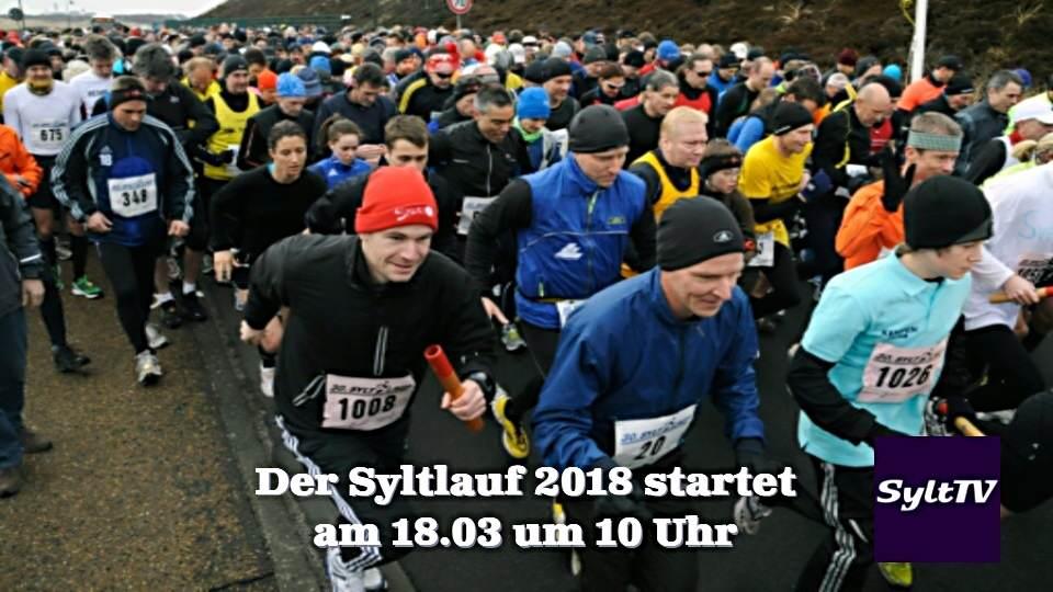Die Vorbereitungen für den Syltlauf 2018 laufen schon auf Hochtouren