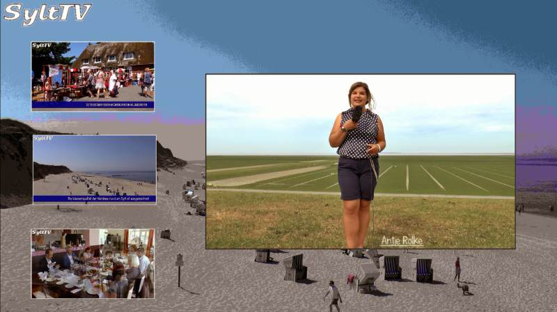 Videonews von der Insel Sylt