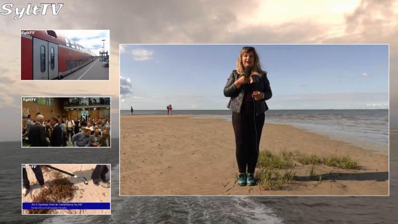 Die Sylt TV Videonews der Woche vom 3. September 2018