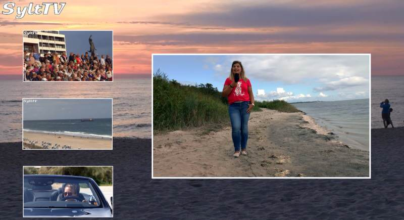 Die Sylt TV September News vom 04.09