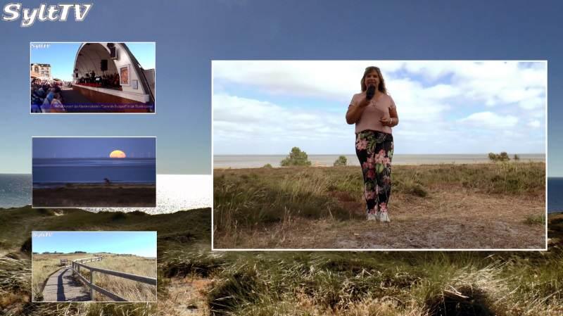 Die Sylt TV News mit Antje - 9.Juli 2018