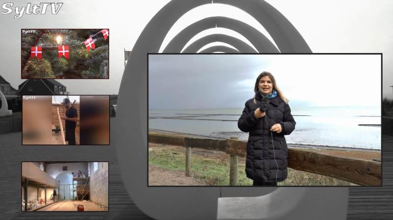 Sylt TV News vom 13.11.2017
