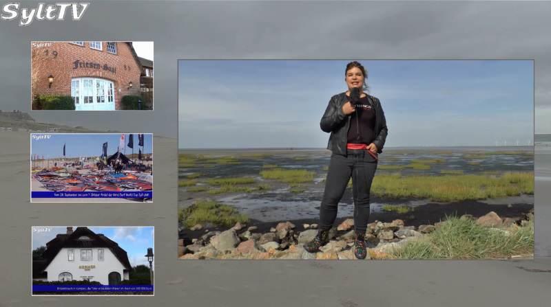 Die aktuellen Sylt TV Inselnachrichten vom 17. 09. 2018