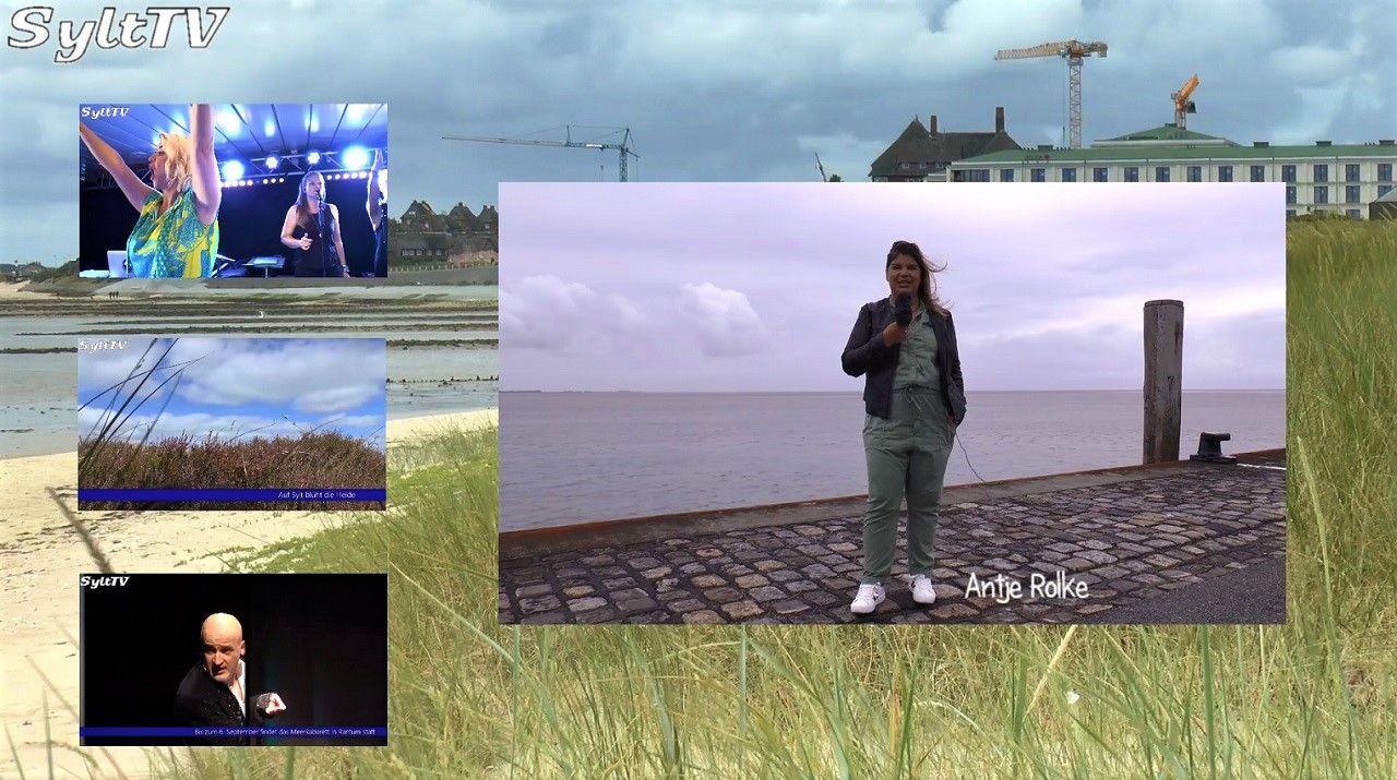 Die Sylt TV News mit Antje vom 20. August 2019