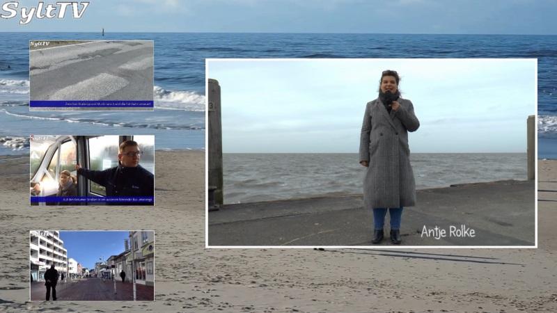 Sylter Videonachrichten vom 25. 03. 2019