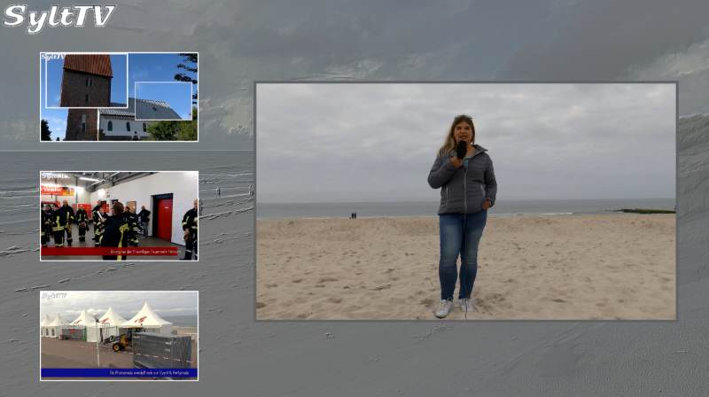 Sylt TV News vom 25. September 2017