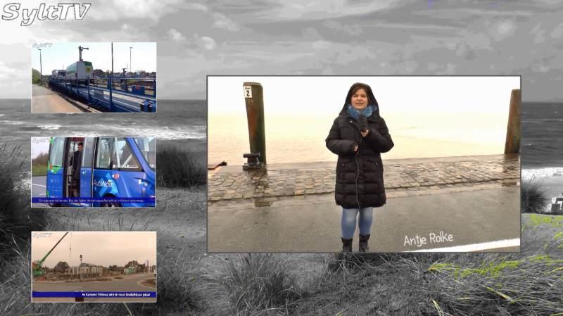 Die Inselnews von Sylt TV am 28. Januar 2019
