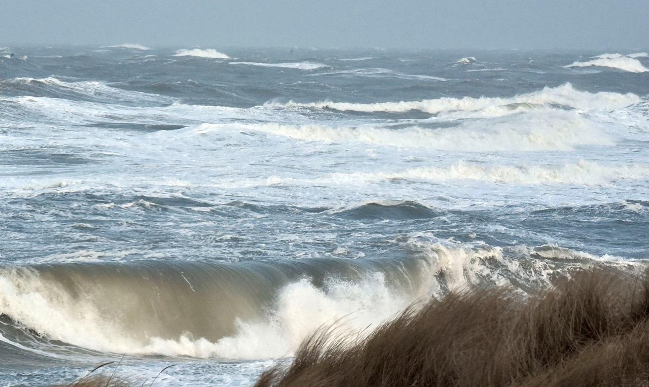 Vielen fällt bei Unwettern auf Sylt zumeist Starkwind und Orkan ein.