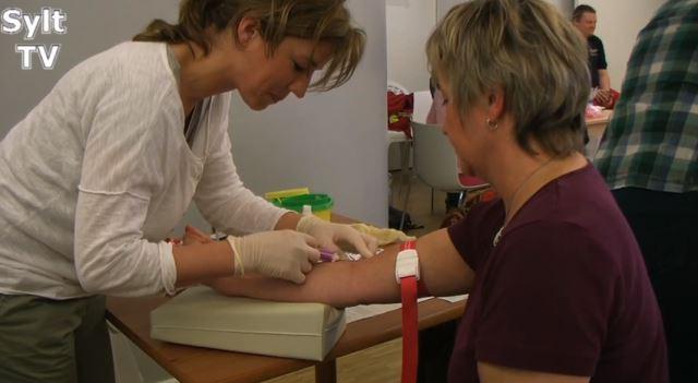 Blutspendetermine auf Sylt