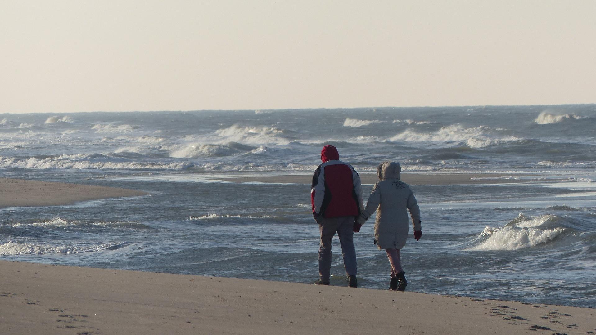Nur das Meer und wir